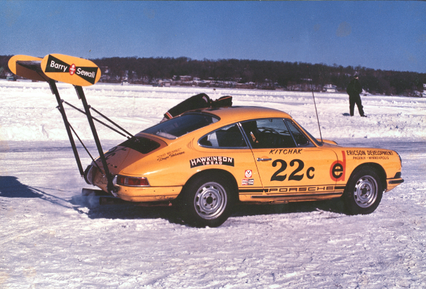Nord Stern History Post 7 – Ice Racing Kitchak