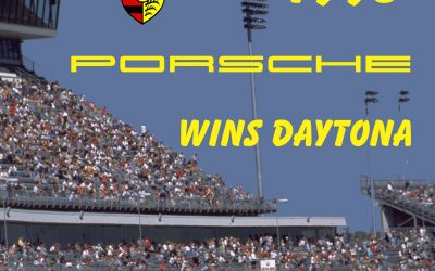 Nord Stern History Post 24 Kitchak Wins at Daytona 24