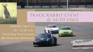 Track Rabbit @ Auto Edge