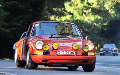 Nord Stern History Post 31 – Monte Carlo Rally 911S – Updated