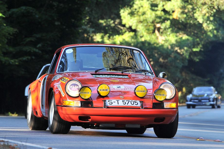 Nord Stern History Post 31 – Monte Carlo Rally 911S